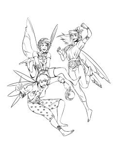 FairiesFaeries